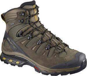 【送料無料】キャンプ用品 ソロモンメンズクエストウォーキングブーツsalomon mens quest 4d 3 gtx walking boots