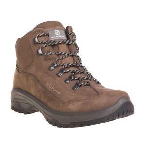 【送料無料】キャンプ用品 メンズウォーキングハイキングブートブラウンscarpa mens cyrus mid goretex waterproof walking hiking boot brown