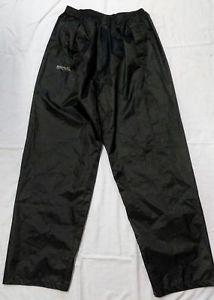 【送料無料】キャンプ用品 ズボンサイズインチregatta hydrafort waterproof trousers uk size 3637 long leg