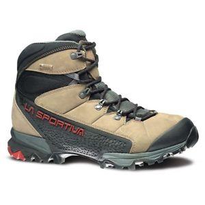【送料無料】キャンプ用品 ウォーキングブートサラウンドla sportiva nucleo gtx men lightweight quality walking boot surround