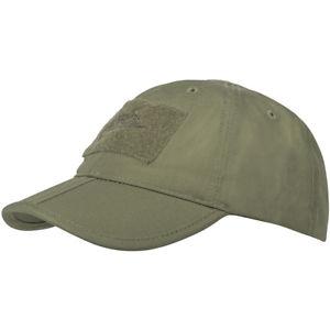 【送料無料】キャンプ用品 ベースボールキャップハンティングメンズアーミーオリーブグリーンhelikon baseball cap folding military hunting mens army ripstop hat olive green