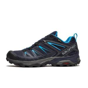 【送料無料】キャンプ用品 サロモンウルトラメンズハイキングトレーニングシューズ salomon x ultra 3 gtx men's hiking training shoes