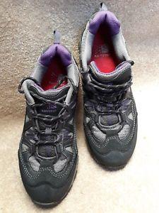 【送料無料】キャンプ用品 ハイキングウォーキングシューズwomens karrimor supa walking hiking shoes uk 6 very comfortable  wb4