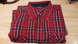 【送料無料】キャンプ用品 トレッキングシャツメンズrohan travel trekking shirt mens size medium