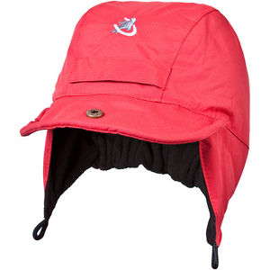 【送料無料】キャンプ用品 sealskinz waterproof windproof breathable fleecey winter hat red clearance
