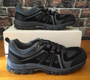 【送料無料】キャンプ用品 メンズハイキングシューズサイズボックスウォーキングgregster men's walking hiking shoes size 43 uk 9 in box