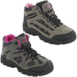 【送料無料】キャンプ用品 ハイキングブーツウォーキングレディースレースパッドセットアップwomens summer hiking boots walking lightweight ladies lace up padded ankle uk38