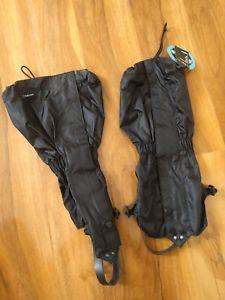 【送料無料】キャンプ用品 ブーツウォーキングサイズtrekmates helvellyn lightweight waterproof walking gaiters one size fit