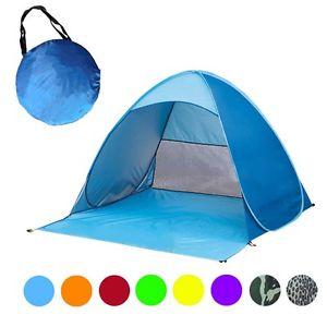 【送料無料】キャンプ用品 ポップアップビーチガーデンテントビーチシェードサンシェルターinfant 50 uv upf pop up beach garden tent beach shade sun shelter protection