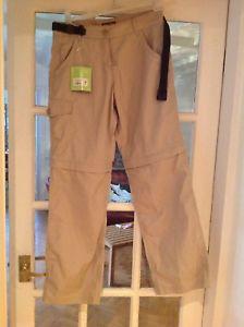【送料無料】キャンプ用品 ズボンスマートドライcraghoppers walking trousers, bnwt smart dry