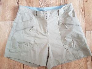 【送料無料】キャンプ用品 ピーターストームレディースウォーキングサイズショートパンツpeter storm ladies walking shorts size 14, sandstone colour