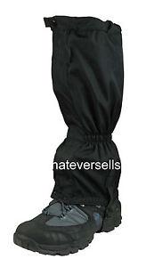 【送料無料】キャンプ用品 ハイキングトレッキングブーツブラックウォーキングブーツ