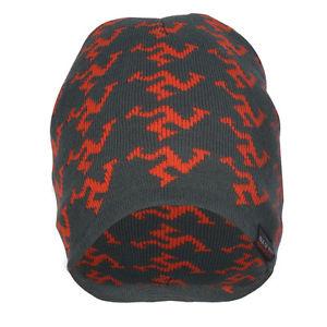 【送料無料】キャンプ用品 アイルロードレーサーサイズbeanie isle of man tt beanie tt road racers beanie hat red one size