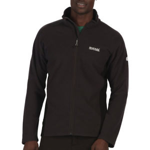 【送料無料】キャンプ用品 メンズフルジップウォームジャンパregatta mens tafton full zip warm mid layer jumper fleece 65 rrp