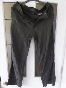 【送料無料】キャンプ用品 ダークグレーズボンcraghoppers 36s dark grey walking trousers