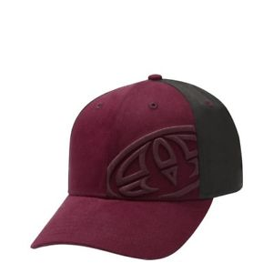 【送料無料】キャンプ用品 animal mens obie adjustable baseball cap mauve purple