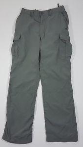 【送料無料】キャンプ用品 カーキカジュアルズボンcraghoppers khaki casual trousers w32 l31
