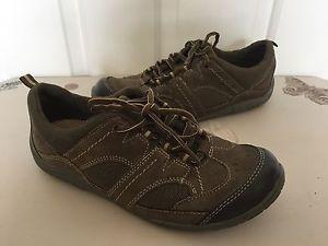 【送料無料】キャンプ用品 アーススピリットレディースサイズウォーキングハイキングシューズトレーナーearth spirit ladies size uk 4 37 walking, hiking shoes, trainers