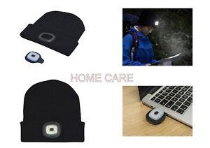 【送料無料】キャンプ用品 アムテックヘッドランプヘッドトーチamtech beanie 60lm led usb rechargeable headlight head torch hat various use