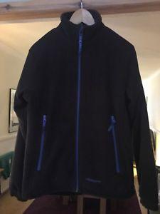 【送料無料】キャンプ用品 ウォームフリースサイズmens stormberg warm fleece size s in navy with zip details hardly worn