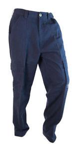 【送料無料】キャンプ用品 クロスメンズウォーキングハイキングキャンプパンツネイビーcross mens cotton walking hiking camping trousers navy 32 w