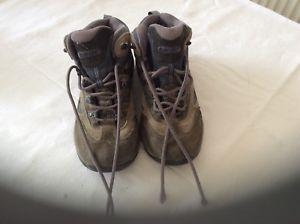 【送料無料】キャンプ用品 ハイテクアダルトウォーキングブーツサイズhi tech adult walking boots size 8