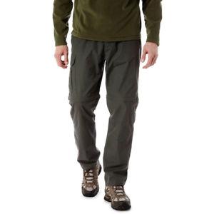 【送料無料】キャンプ用品 メンズポリエステルジップパンツショートパンツcraghoppers mens c65 polyester convertible zip trousers shorts