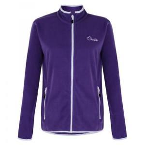 【送料無料】キャンプ用品 スキーウォーキングハイキングジャンパーフリースロイヤルパープルdare 2b womens sublimity warm skiing walking hiking jumper fleece royal purple