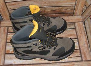 【送料無料】キャンプ用品 テックススエードナイロンハイキングブーツサイズhitex strom ivp suede nylon hiking boots size 12uk