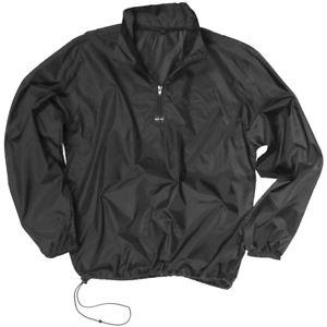【送料無料】キャンプ用品 メンズジャケットハイキングウォーキングナイロンブラック