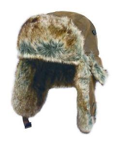 【送料無料】キャンプ用品 ミルコムパイロットmilcom aviators pilot winter warm fur hat cold weather headwear