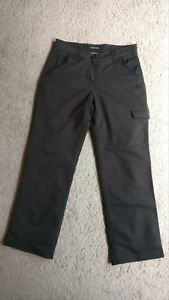 【送料無料】キャンプ用品 ダークカーキズボンサイズcraghoppers lined winter womens trousers size uk10 reg in dark khaki