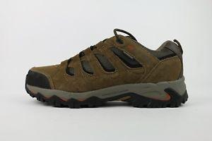 【送料無料】キャンプ用品 メンズマウントウォーキングハイキングmens karrimor mount low walking hiking taupe leather weathertite shoes uk 9