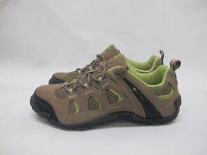 【送料無料】キャンプ用品 メンズボーダーウォーキングハイキングレースアップシューズmens karrimor border snr 64 walking hiking stone green lace up shoes