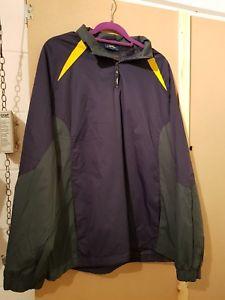 【送料無料】キャンプ用品 リストンメンズパーカーliston mens rainproof hoodie xl
