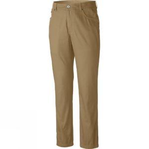 【送料無料】キャンプ用品 ブランドメンズコロンビアブリッジブラフパンツウエストbrand mens columbia bridge to bluff pants maple 34 waist 34 leg