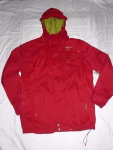 【送料無料】キャンプ用品 マウンテンハードジャケットコートレッドライムグリーン
