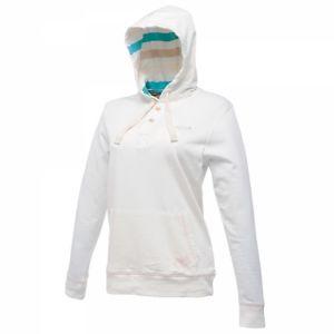 【送料無料】キャンプ用品 レガッタフードフリースレディースサイズwhite regatta hooded fleece ladies womens hoody size 10 only