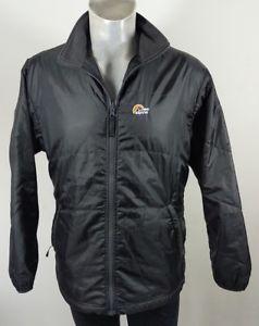 【送料無料】キャンプ用品 ロウアルパインブラックライトジャケットスーツ