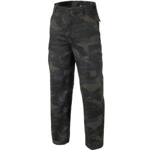 【送料無料】キャンプ用品 レンジャーパトロールハンティングパンツハイキングダークパンツbrandit us ranger army patrol combats hunting trousers hiking pants dark camo