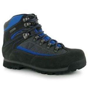 【送料無料】キャンプ用品 ボルダーミッドメンズジュニアウォーキングハイキングブーツブランドサイズkarrimor boulder mid mensjunior walking hiking boots brand size uk 555
