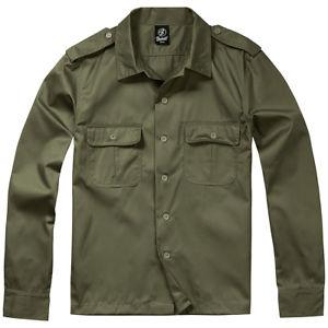 【送料無料】キャンプ用品 シャツパトロールメンズロングスリーブオリーブbrandit us shirt 11 patrol army tactical mens combat long sleeve uniform olive