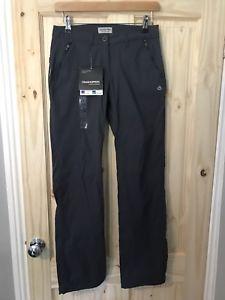 【送料無料】キャンプ用品 グラファイトグレーキーウィプロストレッチパンツサイズ listingcraghoppers graphite グレー kiwi pro stretch trousers size 8r length 31 bnwt