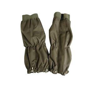 【送料無料】キャンプ用品 ハイキングブーツオリーブグリーンadult waterproof breathable lightweight military army hiking gaiters olive green