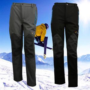 【送料無料】キャンプ用品 ウォーキングパンツスキーハイキングパンツメンズwinter thermal mens walking trousers waterproof tactical snow ski hiking pants
