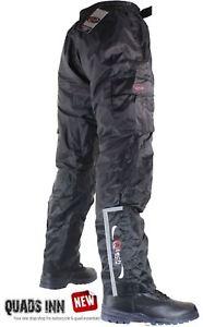【送料無料】キャンプ用品 オートバイパンツズボンmotorcycle waterproof amp; insulated over trousers thermal pants lined reflective
