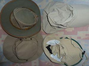 【送料無料】キャンプ用品 ハイキングアドベンチャーハット×サイズhiking adventure hats x4 size mspring summer