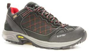【送料無料】キャンプ用品 テックメンズハイキングウォーキングシューズサイズボックスhitec cosmic wp mens hiking walking shoes sizes uk 6 eu 39 in box