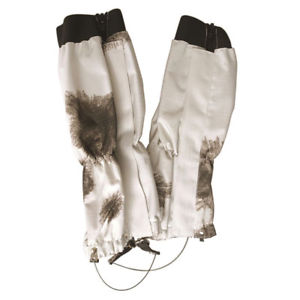 【送料無料】キャンプ用品 ブーツブーツwaterproof breathable lightweight military tactical boot gaiters snow camo