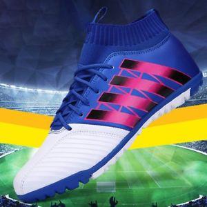 【送料無料】キャンプ用品 サッカーネイルアンチスキッドサッカーブーツスポーツトレーニングスニーカーfootball shoes broken nail antiskid soccer boots sports training sneakers hq
